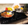Evergreen Home 1800W Double Digital Induction cooker Cooktop | Portable Countertop Burner-Easy To Clean